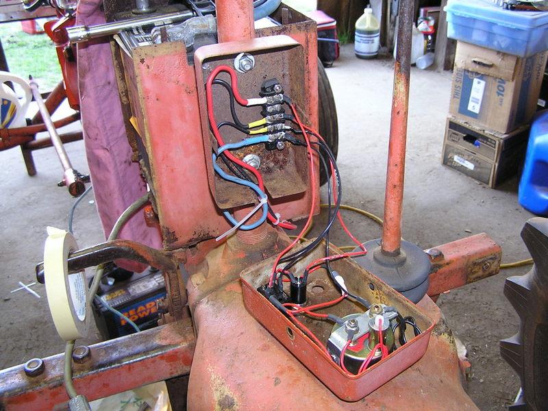 Box Bg together with Image Zps Ad D Af in addition Ignition Coil Connections in addition V Oil Filter Element together with Cj A Hurricane Ut. on 12 volt voltage regulator cj3a
